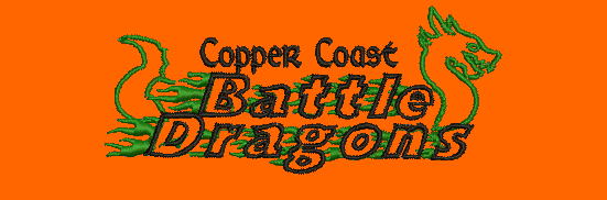Copper Coast Battle Dragons Dragon Boat Club